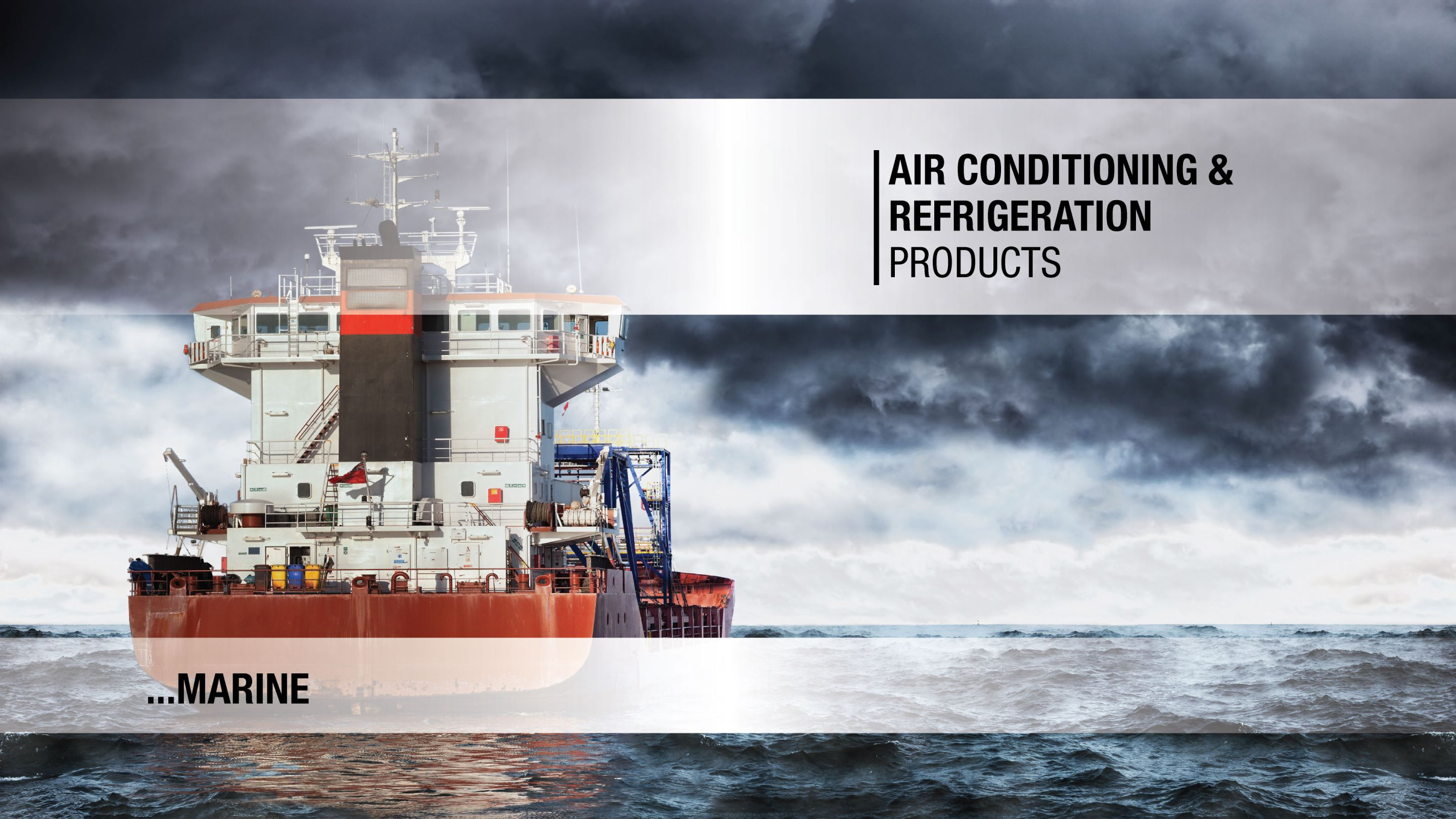 marine air conditioning