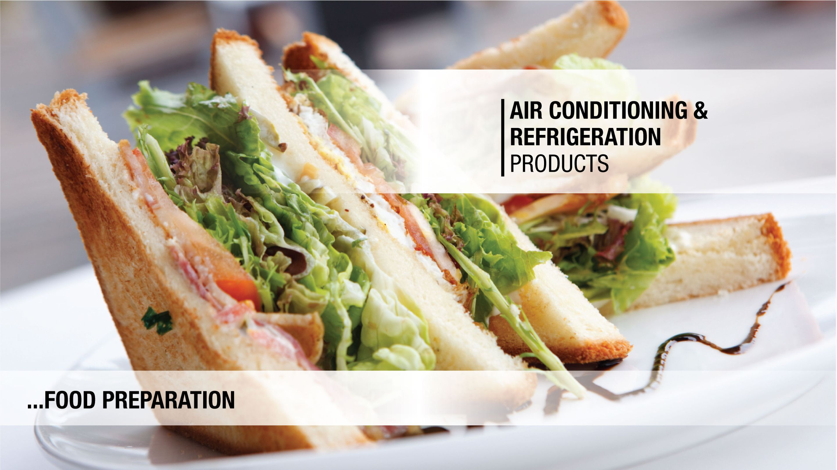 food preparation refrigeration