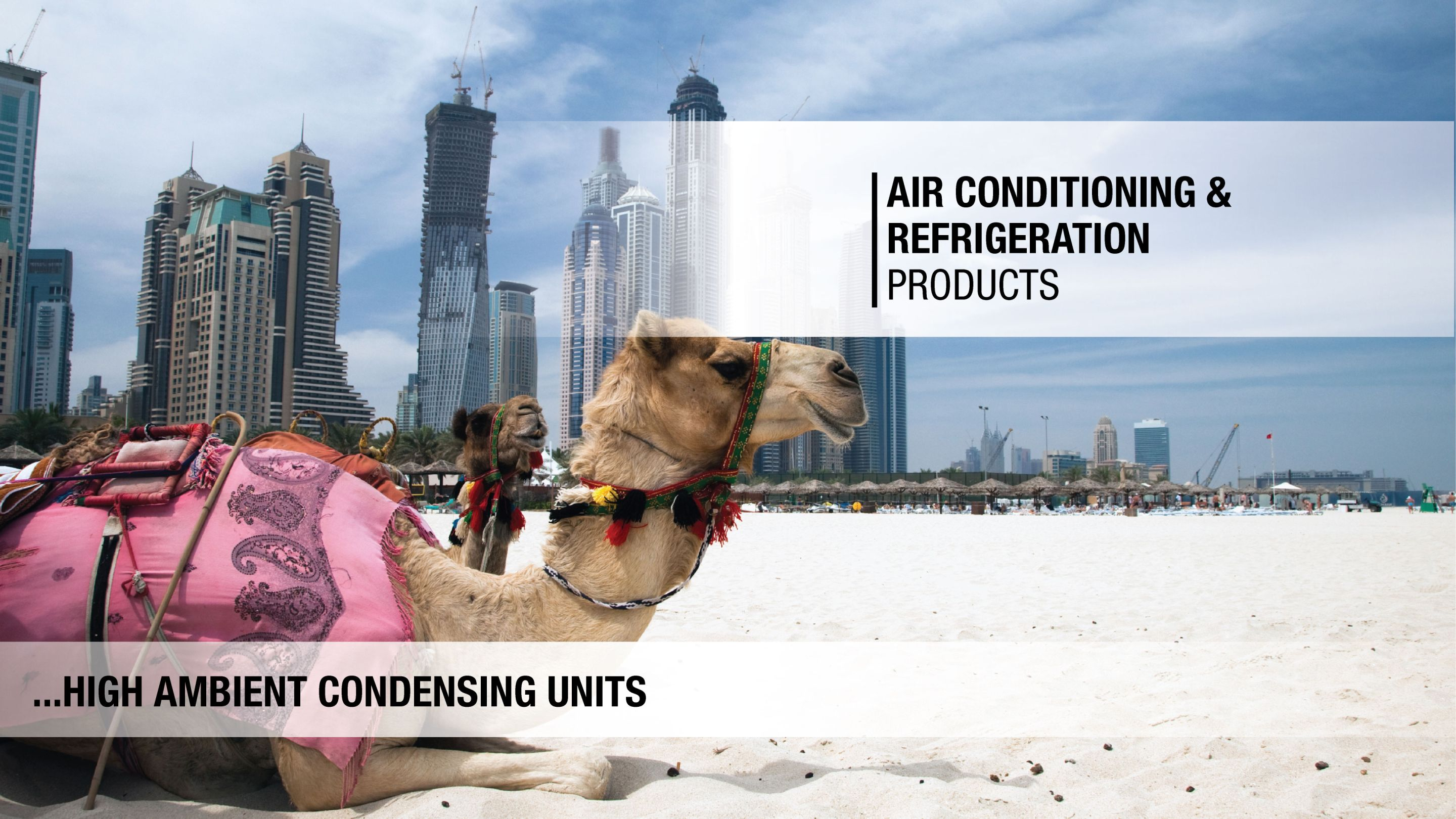 high ambient air conditioning