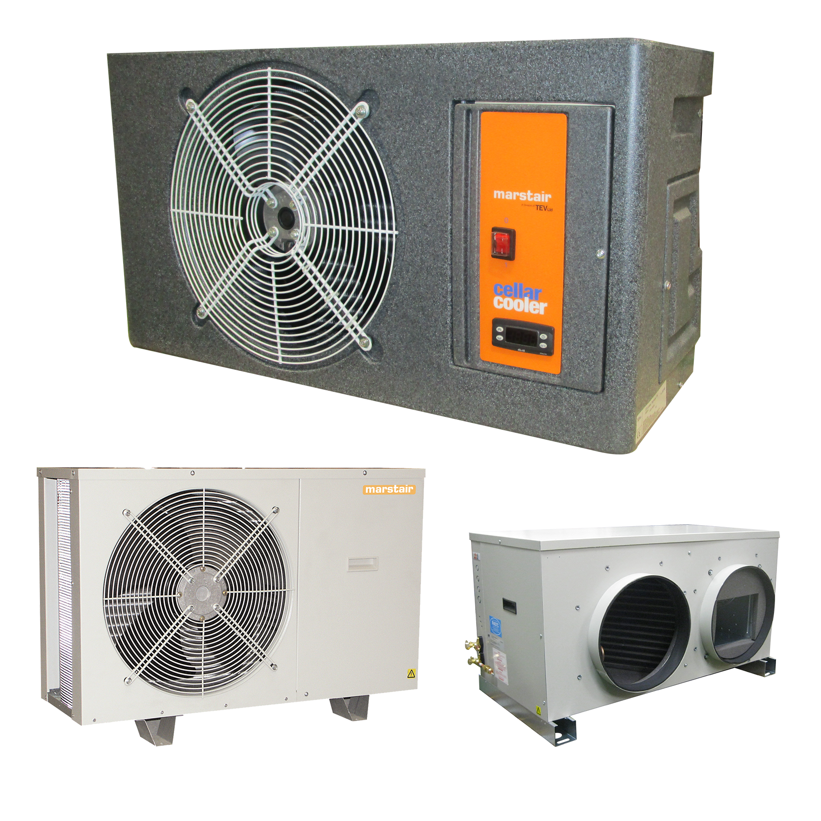 Marstair Cellar Coolers