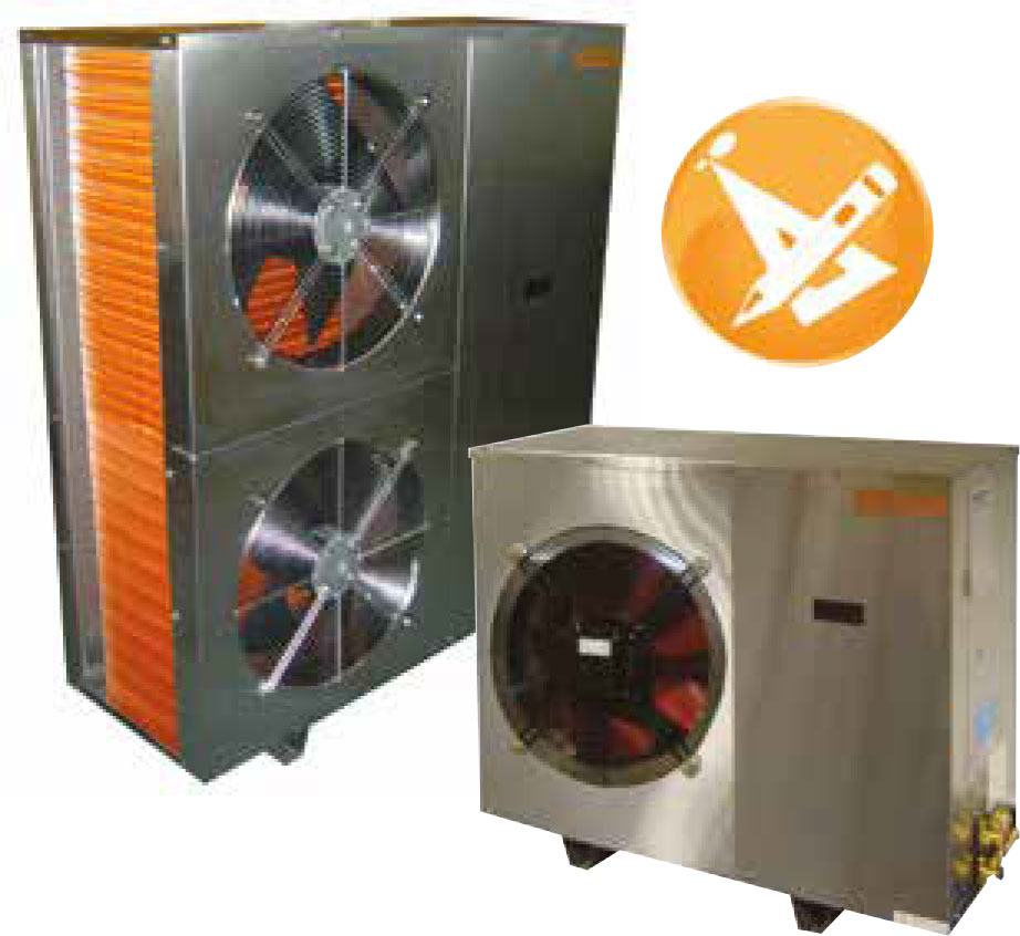 condensing unit, marine, costal, extreme temperature, harsh environments